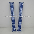 Plastic inflatable cheering bang bang stick