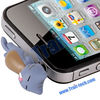 Japan Cartoon Cat Earphone Jack Anti-Dust Plug for iPhone