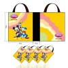 YH-02 PP laminated non woven tote shopping bag