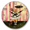 MDF DECORATIVE WALL CLOCK