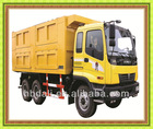 Top quality Famous 6*4 sinotruck dump truck 14 cbm