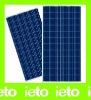 Poly Solar Panel 250W with TUV/MCS/CE/UL Certificate