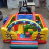 Superhero inflatable bouncer for sale