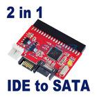 SATA to IDE Converter