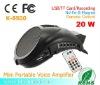High Power Nr-Fe-B Multifunctions Mini Portable Voice Amplifier K-8500