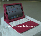 Perfect Bluetooth Silicon Keyboard for iPda2 with Leather Case