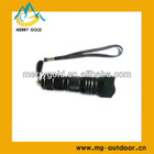 Mini LED Flashlight With Keyring