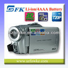 Newest Digital Video Camera/Camcorder with Lithium Battery