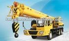 QY25B.5 25 ton half cab truck crane