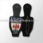 2012 New Developed and High Quality Leather Key Fob