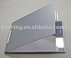 metal mirror, cosmetic mirror, aluminium mirror