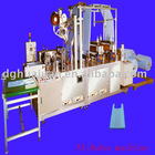 Automatic hand bag machinery