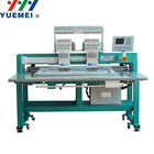 YL-EF-A902/400(400)-550 YUEMEI auto cutting flat embroidery machine