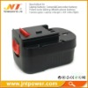 14.4V Replacement Battery for Black & Decker A144EX A14F HPB14