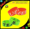 1Inch Printing Silicone Personalized Wristbands
