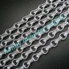 12mm size anodized silver color decorative aluminum chain screen