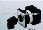 LW42A2K 20A removable handle selector switch