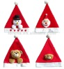 funny christmas hat for kids/party christmas hat