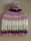 New Fashion Women's Handmade Crocheted Winter Hats
