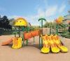 Animal series outdoor slide