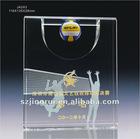 nice design crystal sport award