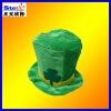 ST-H1206#grenen whitetip clover Ireland St.Patrick caps cotton/non-woven fabrics