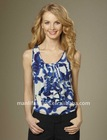 2011 new the hot sale tank top lady sexy top women blouse