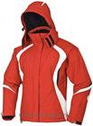 Womens detachable hood winter Jacket