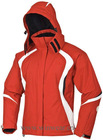 Womens detachable hood winter Jacket