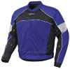 100% polyester mesh fabric outdoor Men's motorcycle jacket (JK-3303)