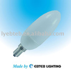 Candle energy saving lamp (CFL)