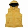 kids waistcoat sleeveless jacket for girl