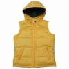 kids waistcoat sleeveless jacket for girl
