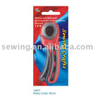 red color Rotary Cutter 45mm(15607)