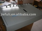 Pneumatic valve control box