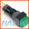 10mm mini push button switch lighted momentary or on off