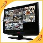 "19"" LCD monitor DVR for cctv camera"