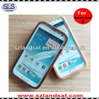 Latest wooden case for galaxy note 2 BCS05