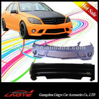 2012 Benz W204 car body kits with PP material