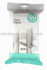 Easy to clean glass effective cleaner Glass clean wet wipes