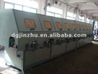 aluminum pipe polishing machine