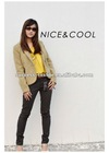 2012 ladies' fashion A-shape cotton slim solid pants