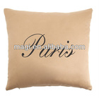 Antique Paris Decorative Throw Pillow