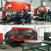 AMADA CNC punching and bending steel fabrication