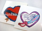 temporary tattoo sticker,nontoxic tattoo sticker,body tattoo sticker