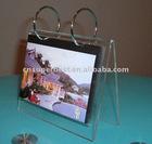 table acrylic calendar stand