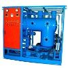 High vacuum degasification equipment for transformer oil