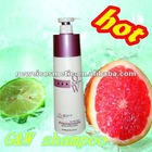 G&W newest anti-dandruff and itching hair shampoo as low as US$0.92
