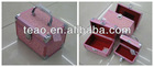 newest square custom printed cosmetic makeup boxes