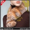 RABBIT SKIN FUR SCARF RABBIT FUR SCARF